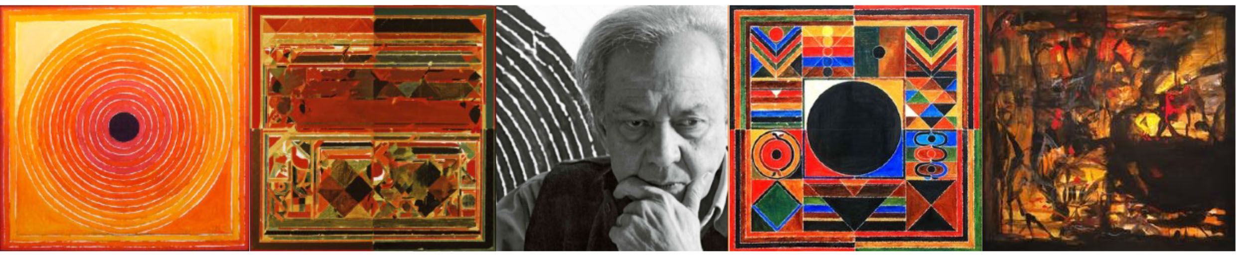 Sayed Haider Raza - Paintings